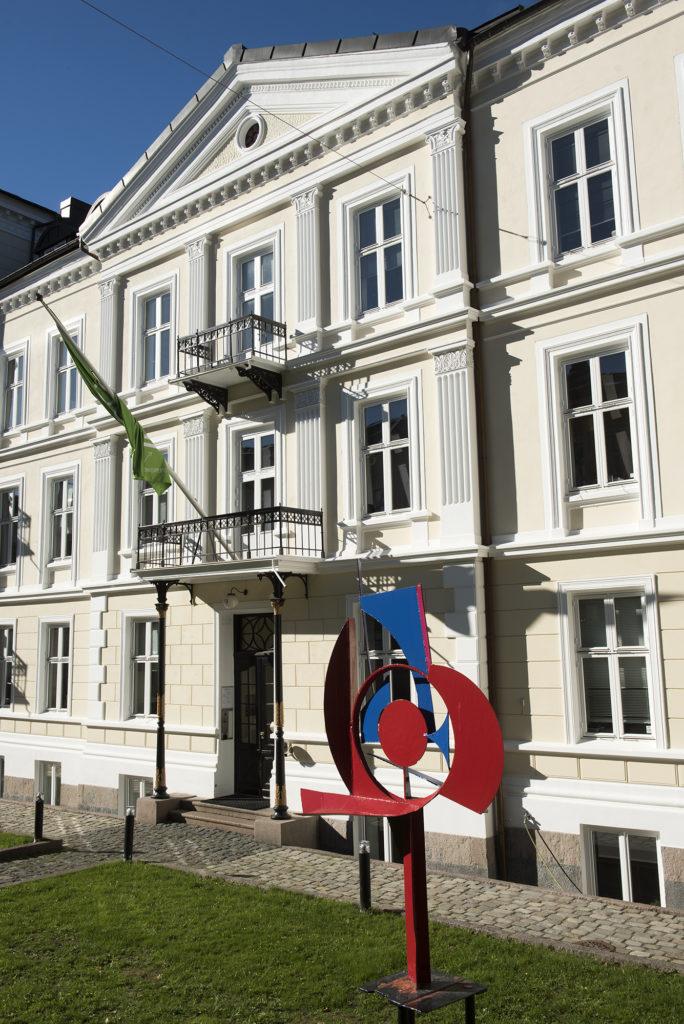 Fasadebilde av Solli Kiropraktorklinikk