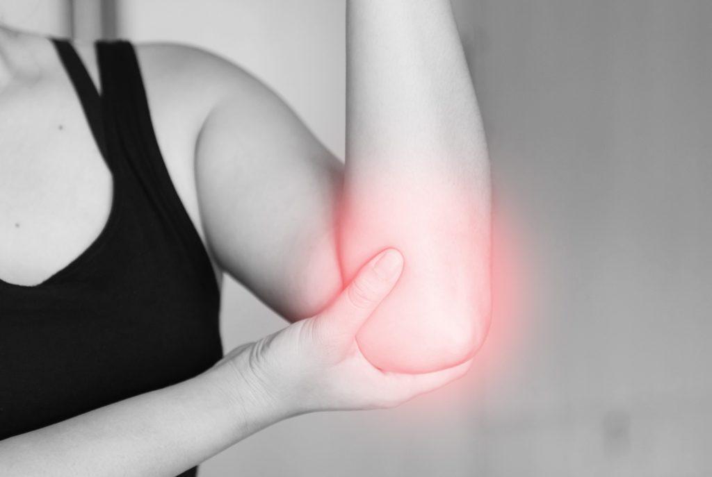senebetennelse i armen